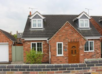 Thumbnail 3 bed detached house for sale in Donisthorpe, Derbyshire