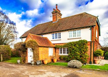 Thumbnail 4 bed detached house to rent in The Glebe, Yattendon
