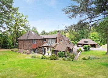 Thumbnail 5 bed detached house for sale in Yaffle Road, St. George's Hill, Surrey
