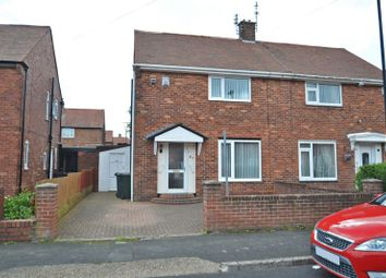 Thumbnail 2 bedroom semi-detached house for sale in Netherton Avenue, North Shields