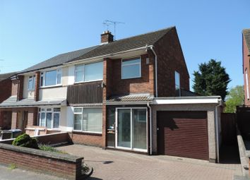 3 bed semi-detached house to rent in Maidavale Crescent, Styvechale, Coventry CV3