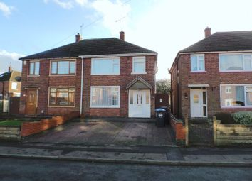 Thumbnail 3 bed semi-detached house to rent in Deane Road, Hillmorton, Rugby