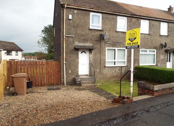 Thumbnail 2 bed end terrace house for sale in Knowehead Road, Hurlford