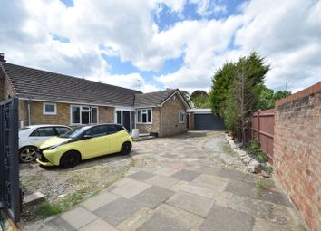 Thumbnail 4 bed bungalow for sale in Forrest Crescent, Luton