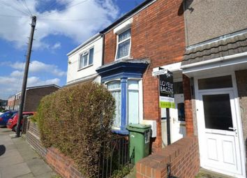 Thumbnail 1 bed flat for sale in Frederick Street, Grimsby