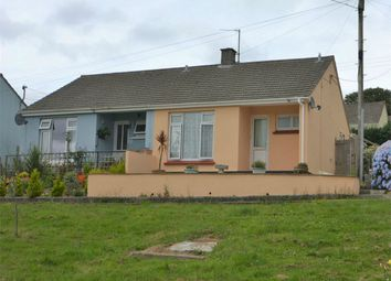 Thumbnail 2 bedroom semi-detached bungalow for sale in Mylor Bridge, Falmouth, Cornwall