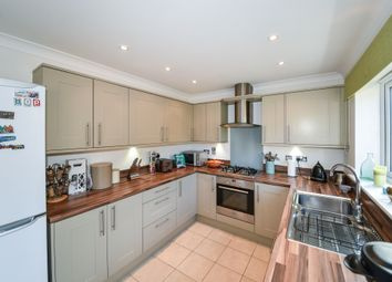 Thumbnail 3 bed end terrace house for sale in Nolan Court, Watlington, King's Lynn