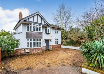 Thumbnail 4 bed detached house to rent in Kingston Vale, London