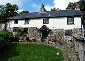 Thumbnail 3 bed property for sale in Germansweek, Beaworthy