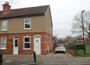 Thumbnail 2 bed end terrace house for sale in Vale Road, Tonbridge, Kent