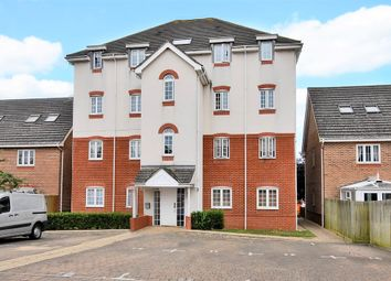 Thumbnail 2 bed flat for sale in Fox Court, Aldershot, Hampshire