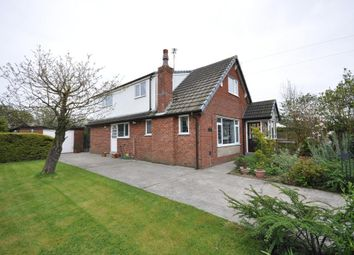Thumbnail 4 bed detached house for sale in Mill View, Freckleton, Preston, Lancashire