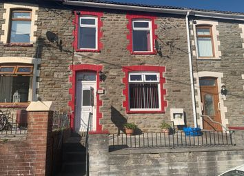 Thumbnail 3 bedroom property to rent in Adare Street, Evanstown, Porth