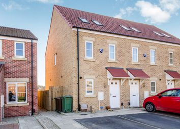Thumbnail 3 bed town house for sale in Brindle Court, Brindle Park Drive, Castleford