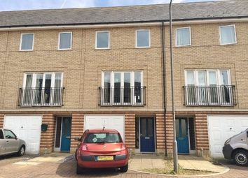 Thumbnail 4 bedroom town house to rent in Harland Street, South, Ipswich