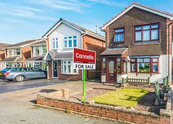 Thumbnail 3 bedroom detached house for sale in Linthouse Lane, Wednesfield, Wolverhampton