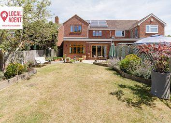Foxwood Road, Bean, Dartford DA2. 4 bed semi-detached house