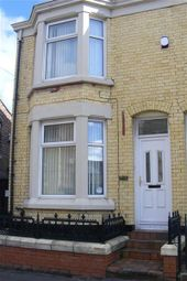 Thumbnail 3 bed terraced house to rent in Saxony Road, Kensington, Liverpool
