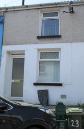 Thumbnail 2 bed terraced house to rent in Belle Vue Street, Trecynon, Aberdare