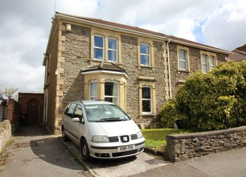 Thumbnail 4 bed semi-detached house for sale in Fitzroy Road, Fishponds, Bristol