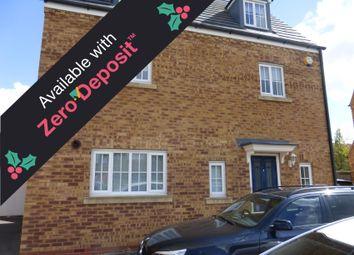 Thumbnail 4 bedroom property to rent in Deer Valley Road, Peterborough