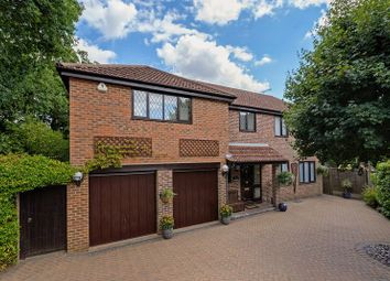 Thumbnail 6 bed detached house for sale in Oak Trees, Wings Road, Farnham