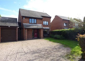 Thumbnail 5 bed detached house for sale in Grove Close, Thulston, Derby