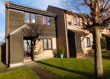 Thumbnail 2 bed end terrace house for sale in Downlands, Baldock, Herts