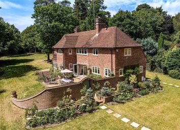 Thumbnail 5 bedroom detached house for sale in Robin Lane, Sandhurst, Berkshire