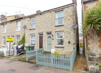 Thumbnail 2 bed end terrace house for sale in Milton Street, Maidstone, Kent
