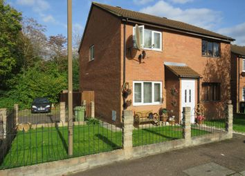 Thumbnail 2 bed semi-detached house for sale in Denmead, Two Mile Ash, Milton Keynes