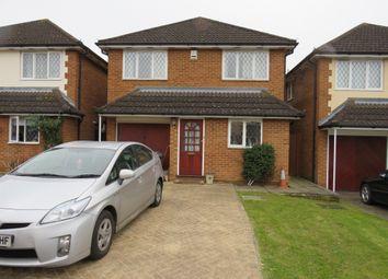 Thumbnail 4 bed detached house for sale in Dandridge Close, Slough