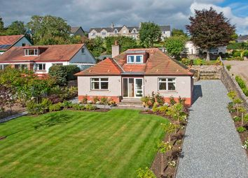 Thumbnail 3 bed detached house for sale in 25 Lower Oakfield, Pitlochry