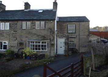 Thumbnail 2 bed cottage for sale in Dearneside Road, Denby Dale, Huddersfield