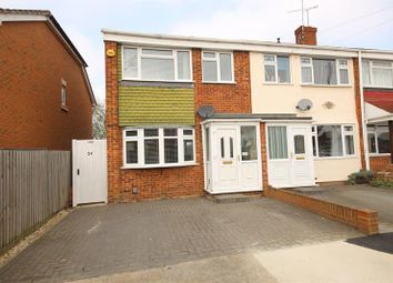 Thumbnail 3 bed end terrace house for sale in Hobhouse Road, Stanford-Le-Hope