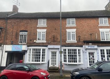 Thumbnail 1 bed flat to rent in High Street, Eccleshall