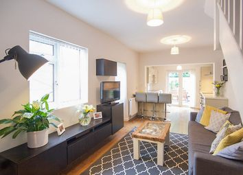 Thumbnail 2 bed flat for sale in Chobham Road, London