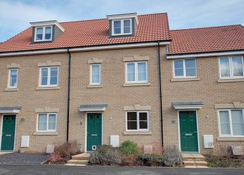 Thumbnail 4 bed terraced house for sale in Hastings Road, Paxcroft Mead, Trowbridge