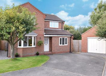 Thumbnail 4 bed detached house for sale in Horner Avenue, Huby, York