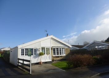 Thumbnail 3 bed detached bungalow for sale in Trenos Gardens, Bryncae, Pontyclun