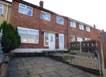 Thumbnail 3 bedroom terraced house for sale in Halstead Road, Ribbleton, Preston, Lancashire
