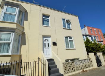 Thumbnail 2 bed end terrace house to rent in Dane Hill Row, Margate