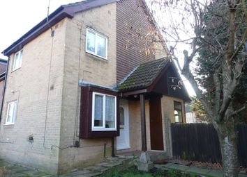Thumbnail 1 bed terraced house to rent in Lancelot Close, Ifield, Crawley