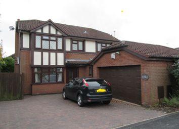 Thumbnail 4 bed detached house for sale in Parklands, Widnes