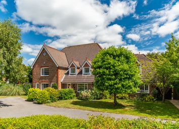 Thumbnail 5 bed detached house for sale in Skylark Meadows, Whiteley