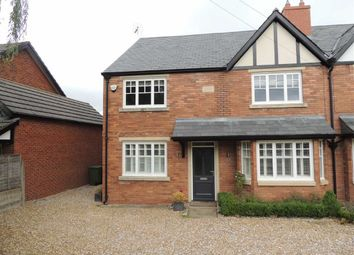 Thumbnail 5 bed semi-detached house for sale in Longhurst Lane, Mellor, Stockport