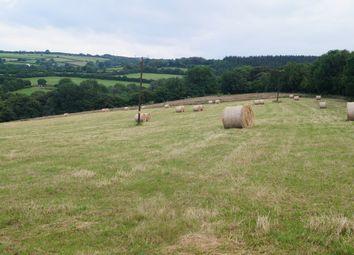 Thumbnail Land for sale in Felindre, Llandysul