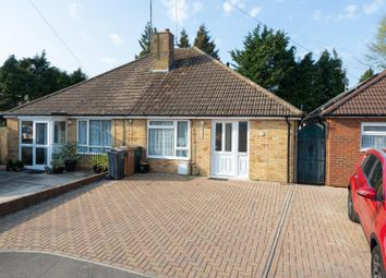 Thumbnail 2 bedroom bungalow for sale in Walnut Close, Kennington, Ashford
