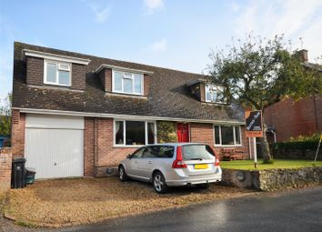 Thumbnail 4 bed property for sale in Poplar Hill, Shillingstone, Blandford Forum