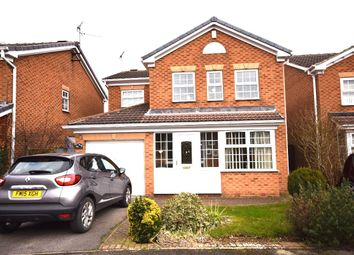 Thumbnail 4 bed detached house for sale in Summerfield Road, Kirkby-In-Ashfield, Nottingham